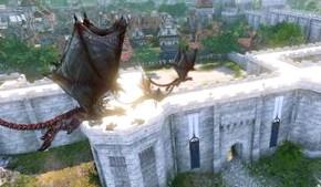 Riders of Icarus – сотни приручаемых существ, массовые PvP и PvE