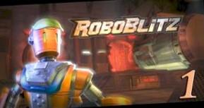 RoboBlitz: Прохождение игры