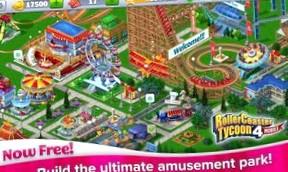 RollerCoaster Tycoon 3: Прохождение игры