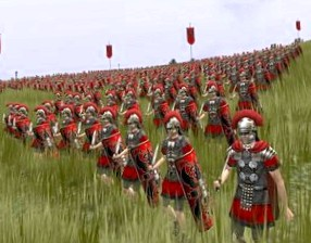 Rome: Total War - Barbarian Invasion: Прохождение игры
