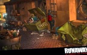 Runaway: A Twist of Fate: Прохождение игры