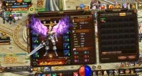 Рыцарь небес: Новая браузерная MMORPG!