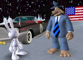 Sam & Max: Episode 6 - Bright Side of the Moon: Прохождение игры