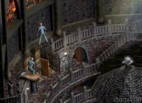 Sanitarium: Прохождение игры
