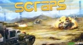 Scraps - симбиоз конструктора и онлайн гонки на выживание