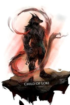 Shapeshifters - очередной архетип персонажа в Camelot Unchained