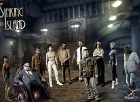Sinking Island: Прохождение игры
