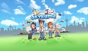Skyrama – мультяшный симулятор аэропорта