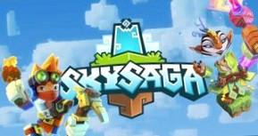 SkySaga - Воксельное счастье