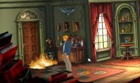 Сломанный меч 2. Дымящееся зеркало: Прохождение игры