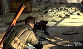 Sniper Elite V2: Прохождение игры
