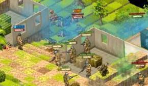 Солдаты удачи –  тактическая военная браузерная стратегия