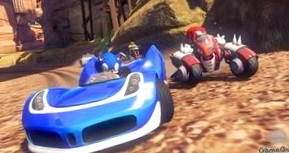 Sonic and All Stars Racing Transformed. Обзор.