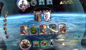 Star Crusade – ККИ с роботами и киборгами