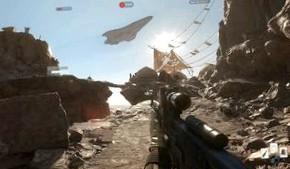 Star Wars Battlefront – одиночное прохождение и MMO бои