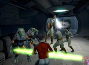 Star Wars: Knights of the Old Republic: Прохождение игры