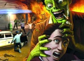 Stubbs the Zombie in Rebel without a Pulse: Обзор игры