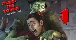Stubbs the Zombie in Rebel without a Pulse: Прохождение игры