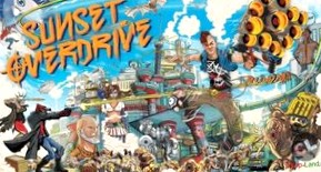 Sunset Overdrive подарит и безумный кооперативный экшен (Chaos Squad)