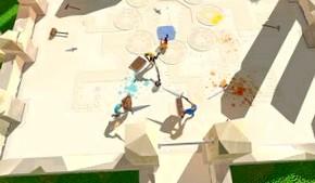 Swordy – разрушенный мир древности