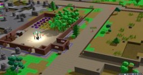 Tactical Craft Online – море крафта, огромный мир, PvP и PvE, разрушаемость и куча зомби