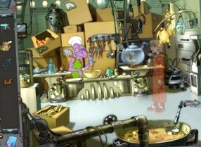 Тайна Третьей Планеты: Алиса и лиловый шар: Прохождение игры