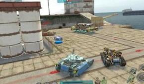 Tank Arena – танки из будущего