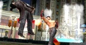Tekken 6 (PSP): Обзор