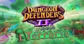 Terraria и Dungeon Defenders 2 обменялись контентом