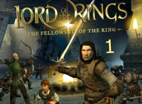 The Lord of the Rings: The Fellowship of the Ring: Прохождение игры