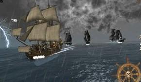 The Pirate: Caribbean Hunt – аркадное пиратское приключение