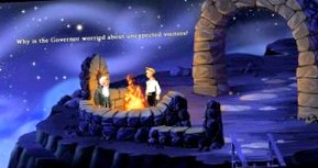 The Secret of Monkey Island: Special Edition: Прохождение игры