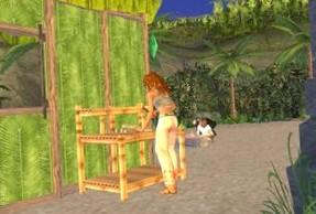 The Sims: Castaway Stories: Прохождение игры