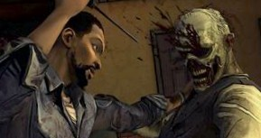 The Walking Dead: Episode 1 - A New Day: Прохождение игры