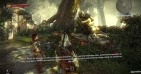 The Witcher: Прохождение игры