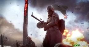 They Shall Not Pass для Battlefield 1 – французы, маки и залпы тысячи орудий