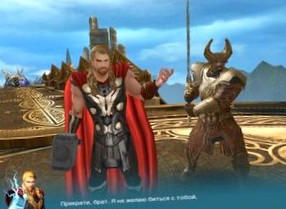 Thor: The Dark World - The Official Game: Обзор игры
