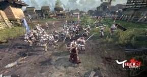 Tiger Knight: Empire War в начале исторического пути