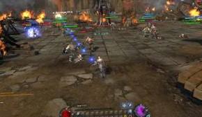 Titan Siege – титаны против людей, осады замков