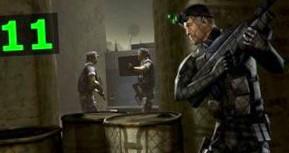 Tom Clancy's Splinter Cell: Mission Pack: Прохождение игры
