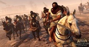 Total War: Attila – анонс DLC Empires of Sand Culture Pack