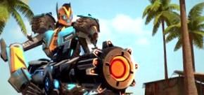 Transformers Universe: Первая женщина-робот