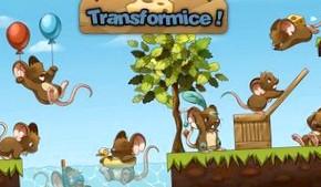 Transformice – веселая аркада про мышей