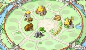 Травиан – застройка деревень и динамичные бои
