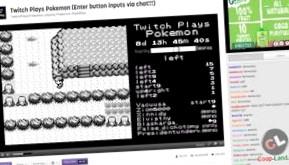 Twitch Plays Pokemon - новый способ примирения людей?