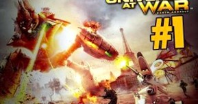 Universe at War: Earth Assault: Прохождение игры