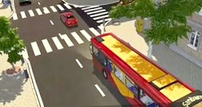 В 2016 года появится новый симулятор автобуса — Bus Simulator