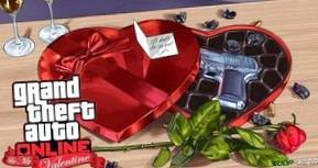 В GTA online отмечают День св. Валентина – двойные выплаты, новые карты и большие скидки