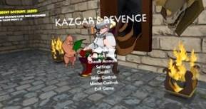 В разработке: Kazgar's Revenge - олдскульный экшн?