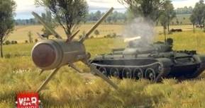 В War Thunder появятся ПТУРы, улучшенная физика столкновений и новые танки